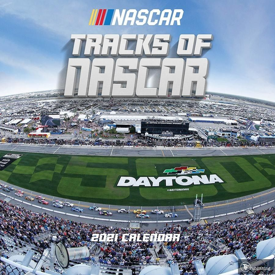 Feel the exhilarating speed of the cars as you tour twelve tracks of NASCAR. Not only do you get to see these race tracks at their finest, but you'll learn interesting facts about them as well. Track your favorite driver on the included race tracker too! Featured NASCAR tracks are Daytona International, Auto Club Speedway, Watkins Glen International, Talladega Superspeedway, Martinsville Speedway, Darlington Raceway, Homestead-Miami Speedway, Michigan International, ISM Raceway in Phoenix , Kans