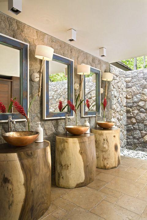 #how to decor bathroom sink #bathroom decor tiles # ...