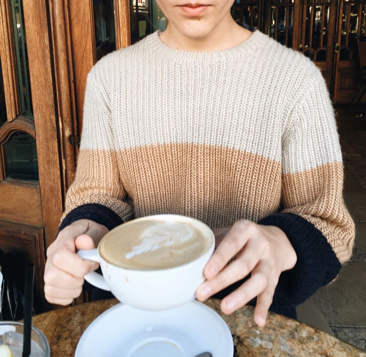 New post on eisblume8100 Coffee date outfits, Winter