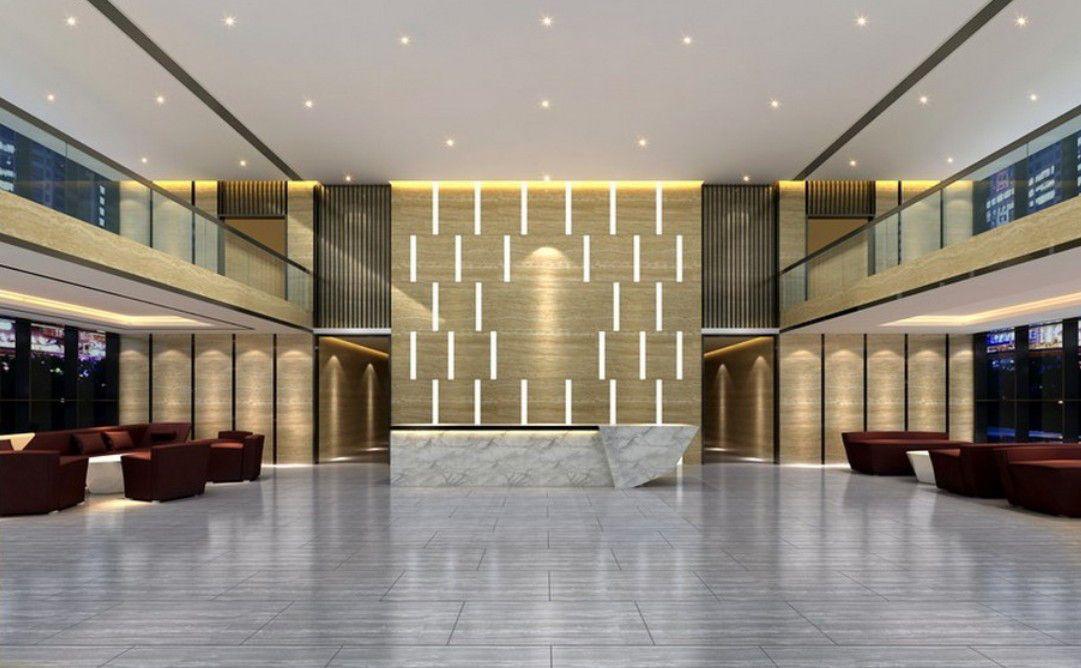 Image result for beautiful minimalist lobby | Minimalist ...