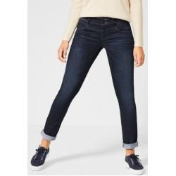 Photo of Street One – Casual Fit Denim Jane in Blue Soft Wash Street OneStreet One