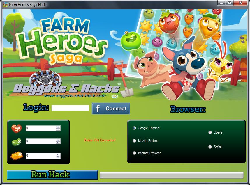 farm heroes super saga free gold bars