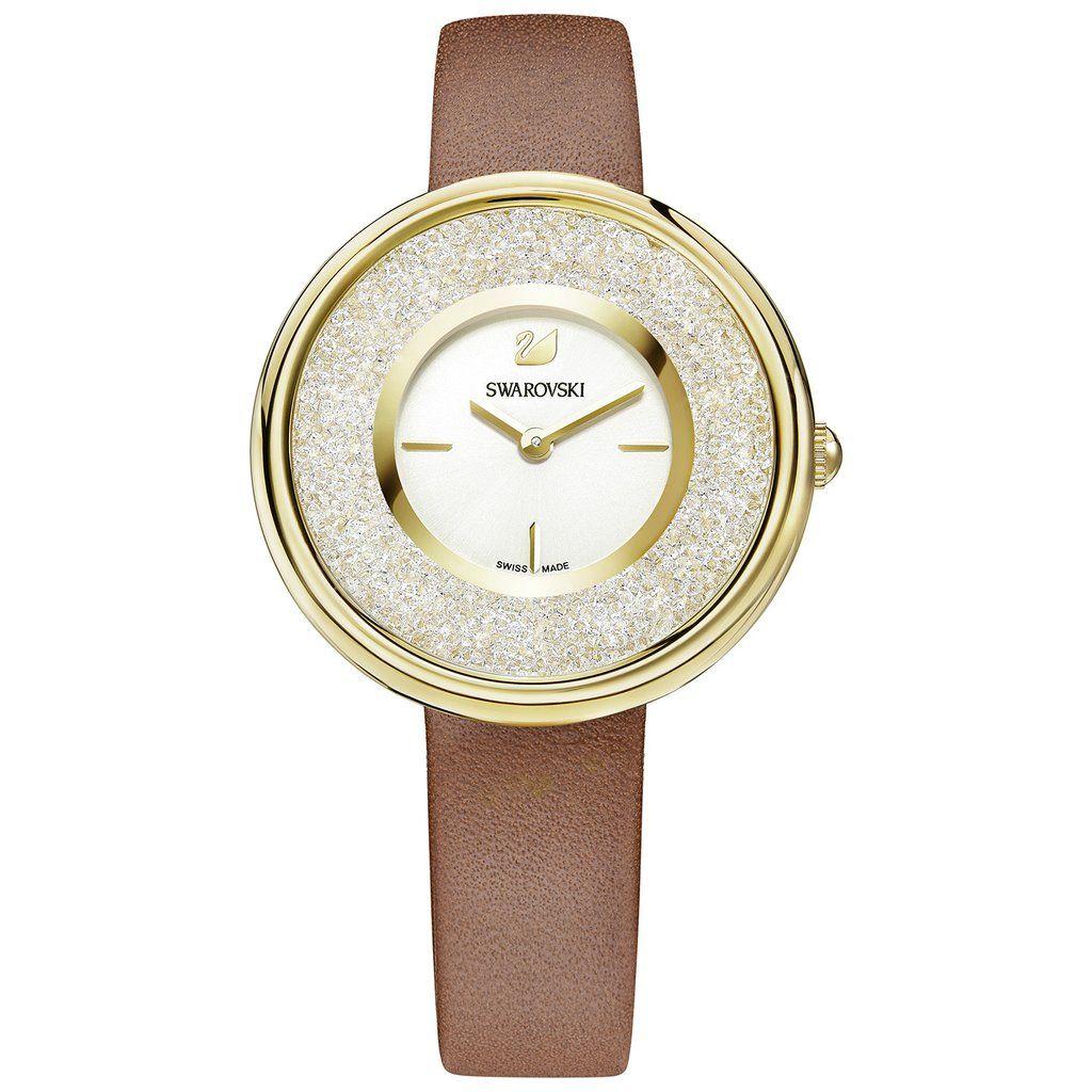 7d7de0c01d71 Swarovski Crystalline Pure Watch