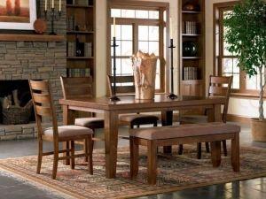 Artistic Solid Wooden Furniture Dining Set At Low Price Kolkata