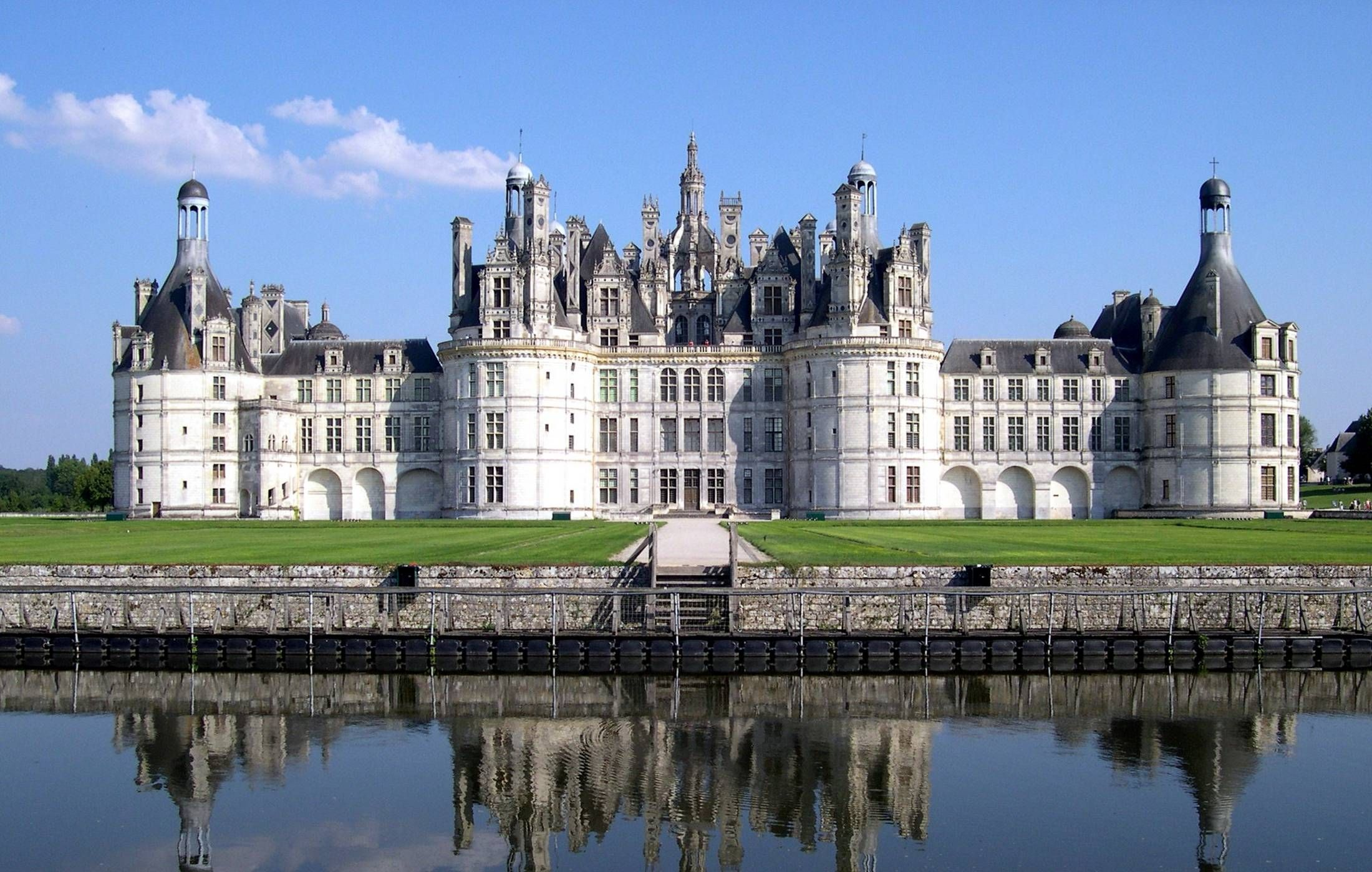 Attractif Les Châteaux de la Loire | 古堡及别墅 | Pinterest | Chambord and  UU41