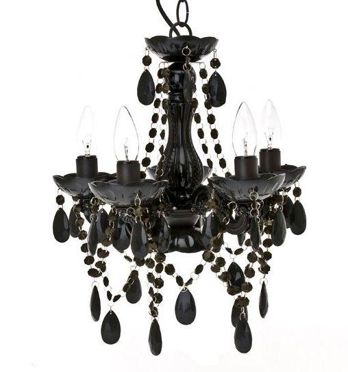 Black chandelier bedroom google search home inspiration chandelier tango 5 lights black gypsy 15 x aloadofball Images