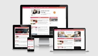 Download Template VioMagz Versi Redesign & Versi Premium