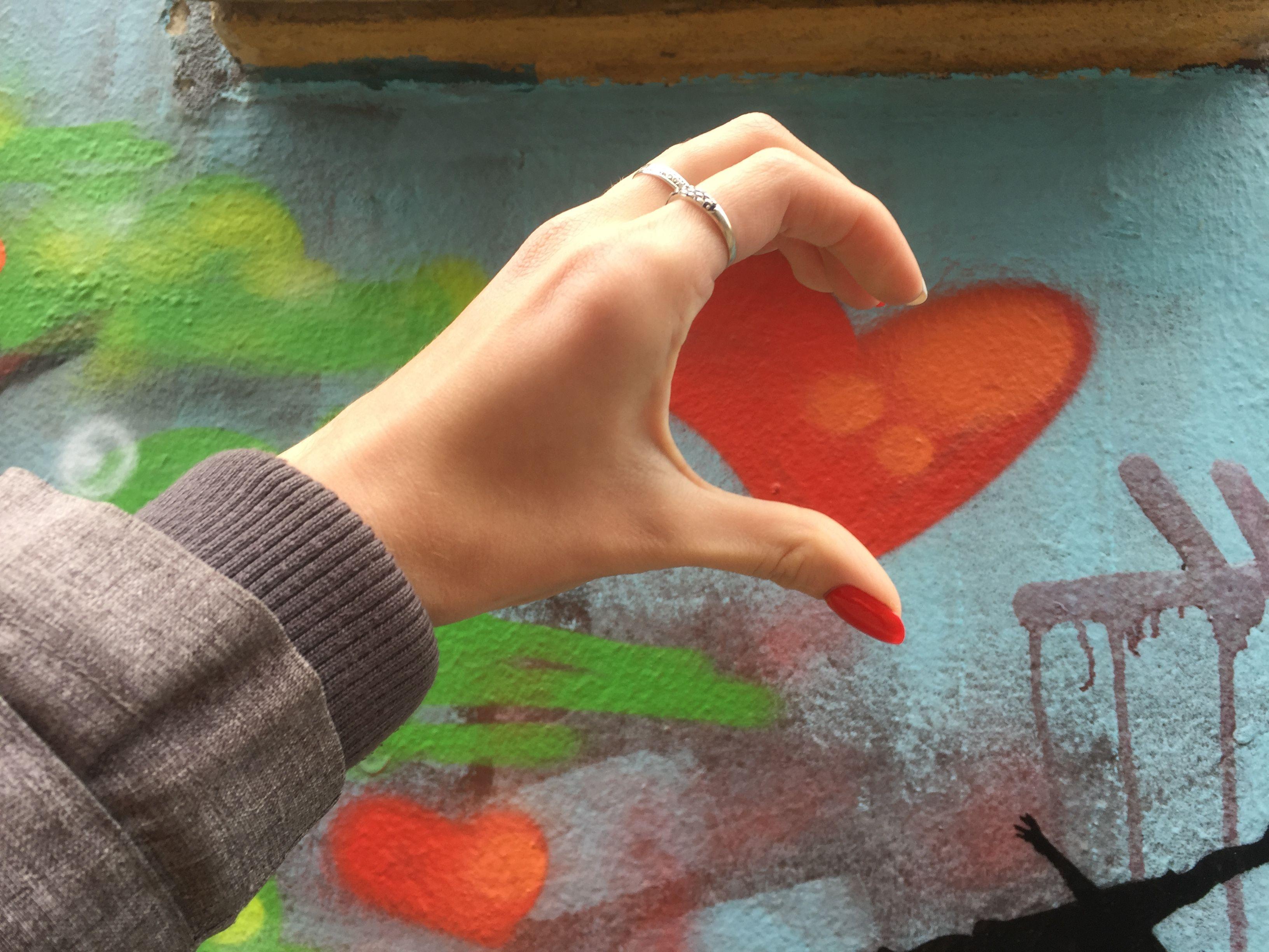 Картинки я люблю тебя граффити