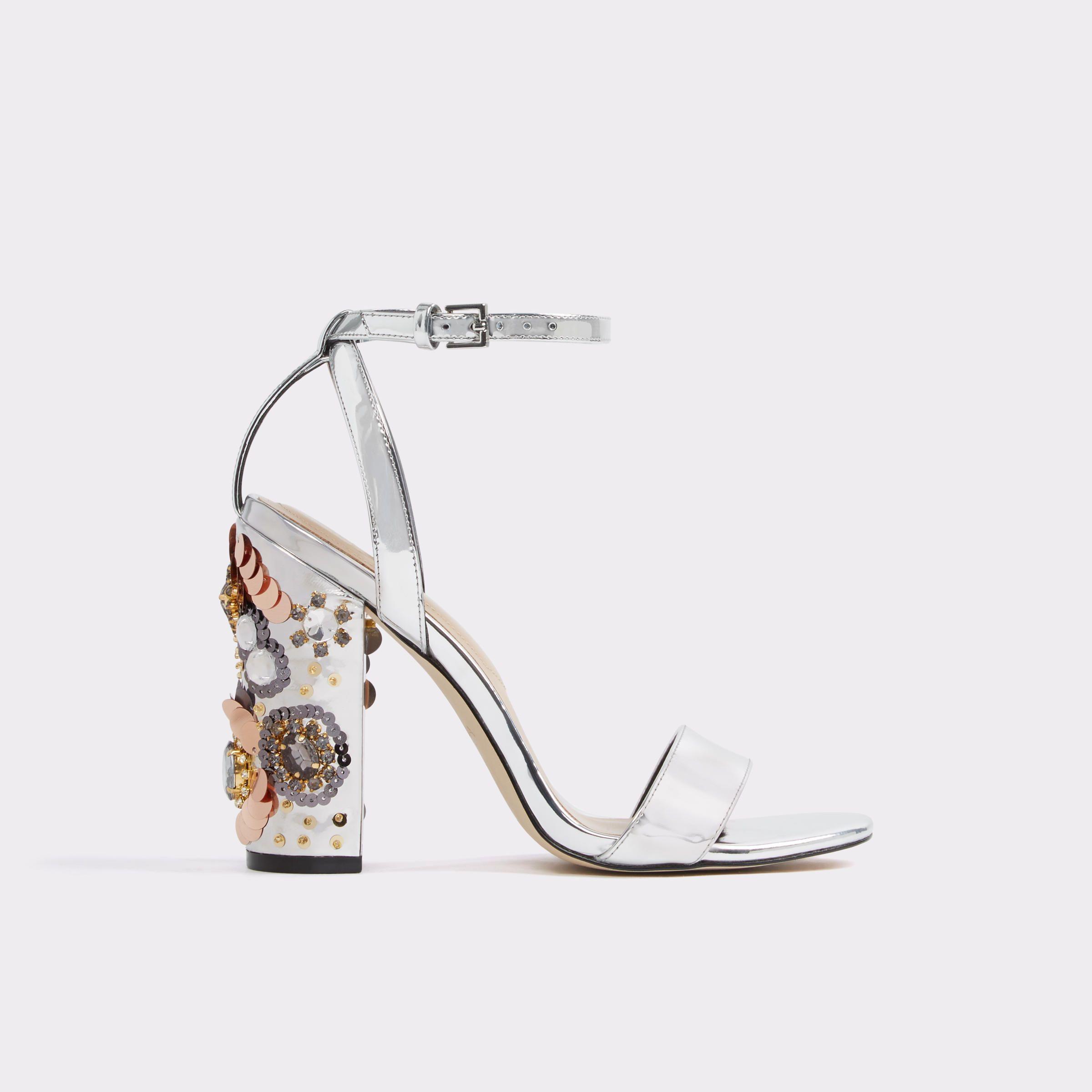 6646ae2f5a1 Luciaa silver by Aldo Shoes - Main