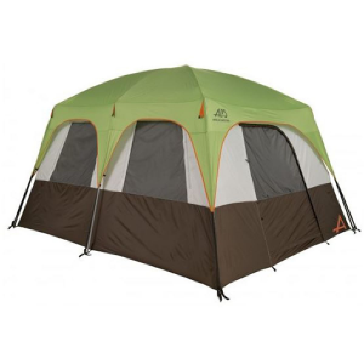ALPS Mountaineering C& Creek 6 Two Room Tent 6-Person 3-Season Tent  sc 1 st  Pinterest & ALPS Mountaineering Camp Creek 6 Two Room Tent: 6-Person 3-Season ...