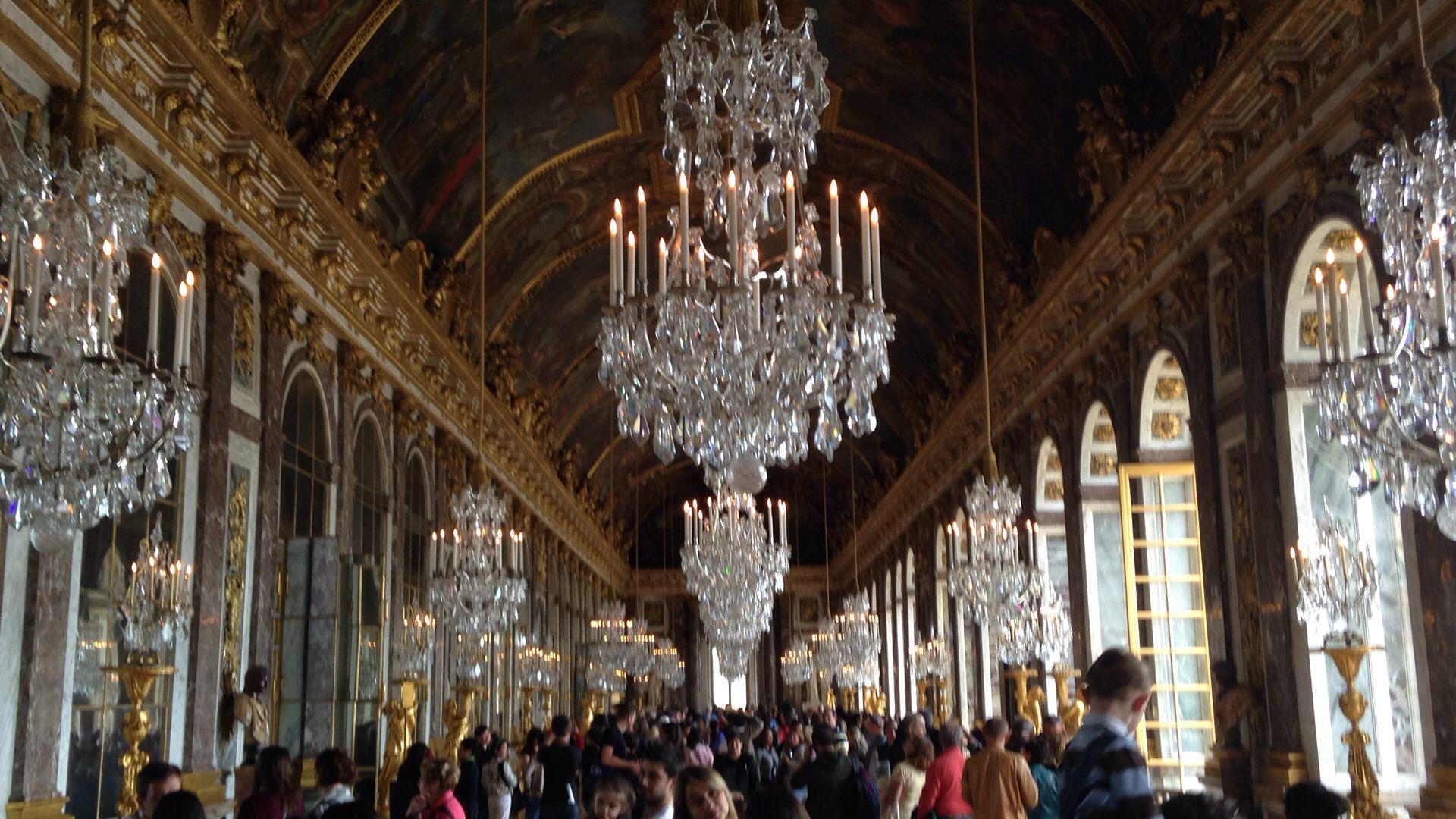 Palace of Versailles -Paris
