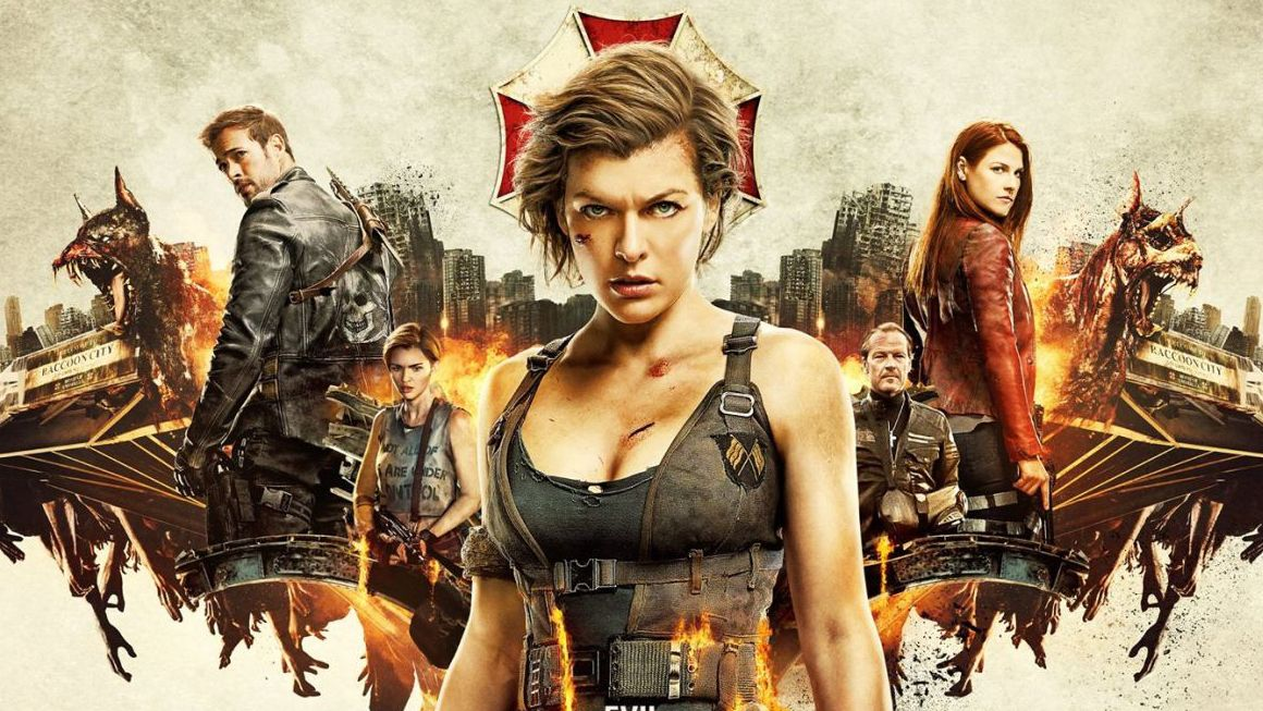Movie Review Resident Evil The Final Chapter All About The