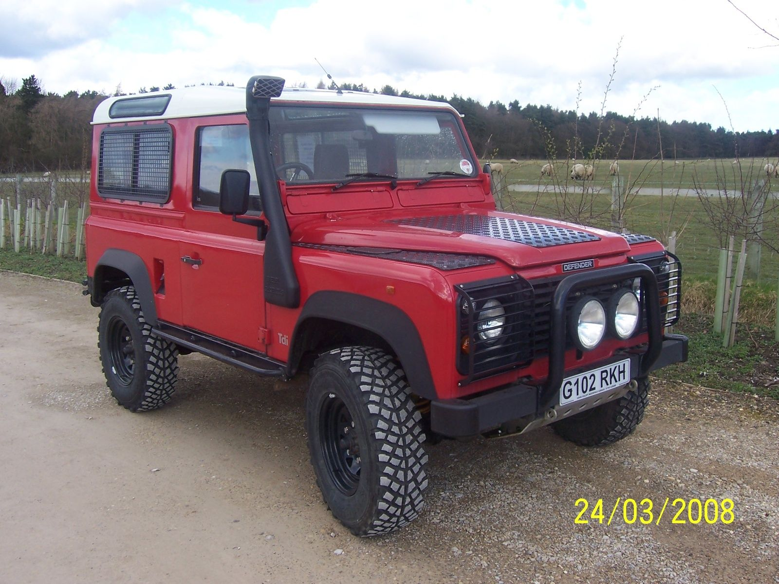 1990 Land Rover Defender Land rover defender, Land rover