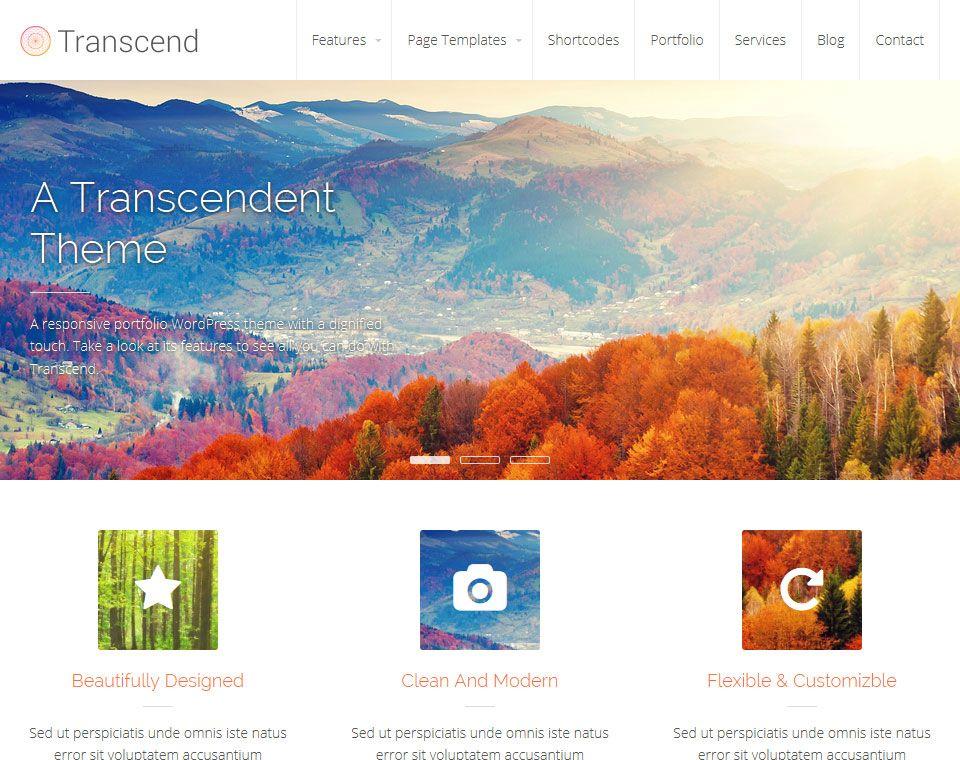 Temas de wordpress - CPO Themes | Diseños web interesantes | Pinterest