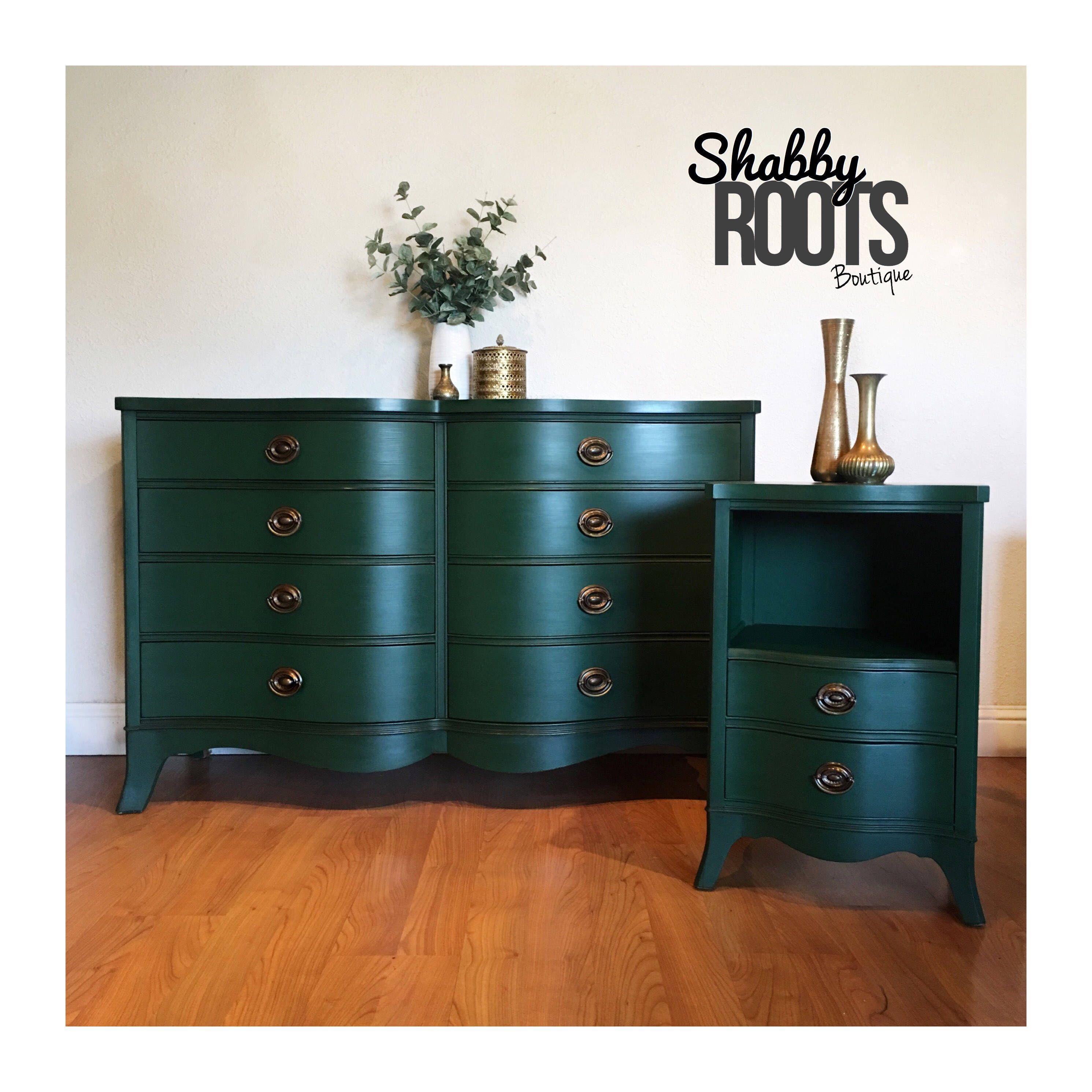 Sold Vintage Emerald Green Dresser By Drexel Beautiful Etsy Green Painted Furniture Green Dresser Green Furniture [ 2982 x 2982 Pixel ]