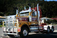 Western Star Custom 6900 Fxc Logger Western Star Trucks Big