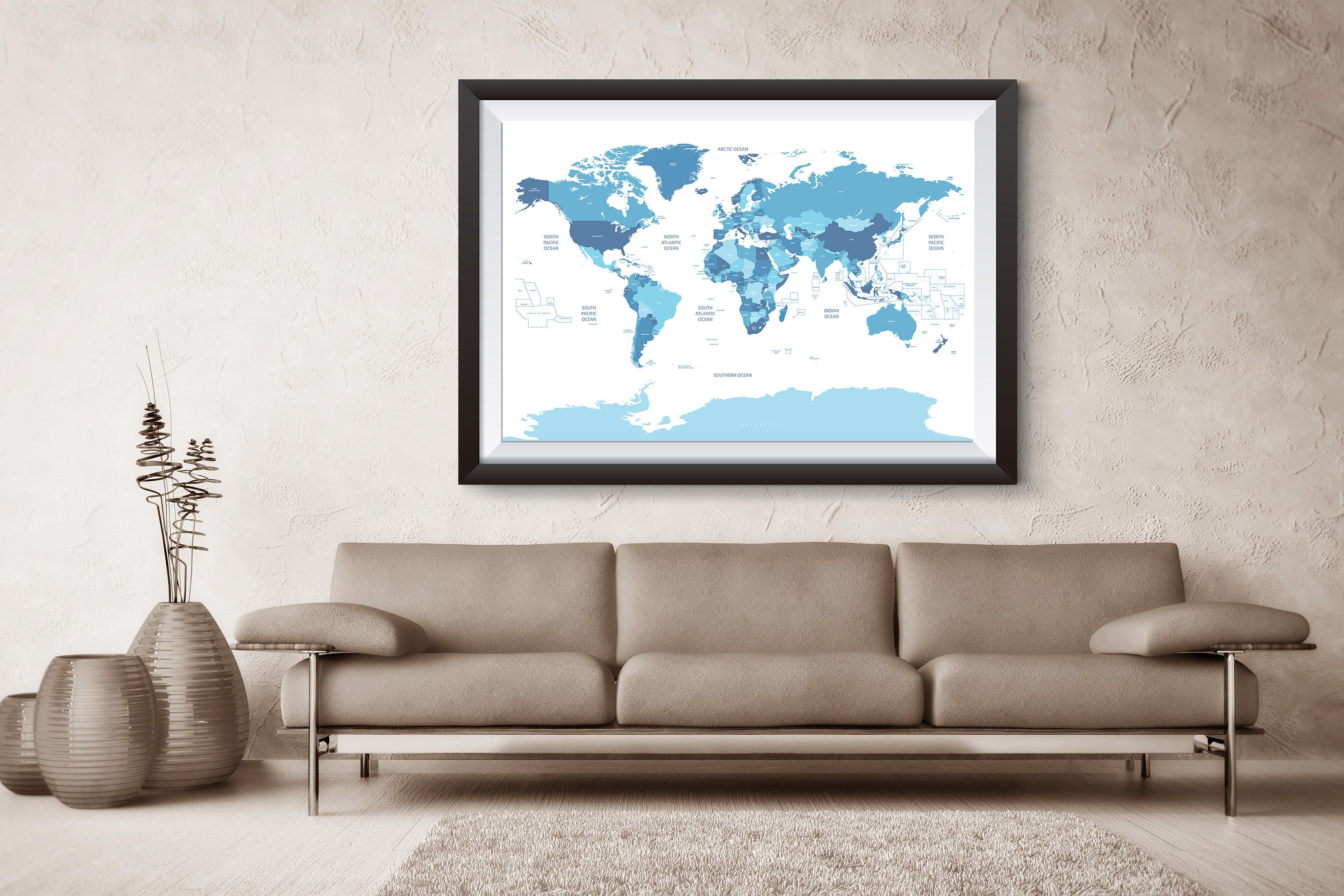 World map travel world map with time zone printable map world world map travel world map with time zone printable map world sciox Gallery