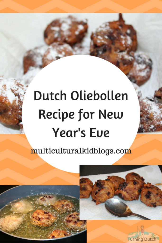 Oliebollen Recipe for a Traditional Dutch New Year's Eve