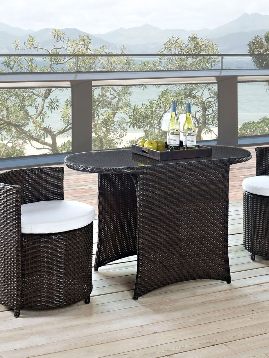 Modway Outdoor Katonti Patio Dining Set (3 PC)