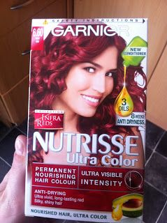 Red Hair My Dye Experimentations