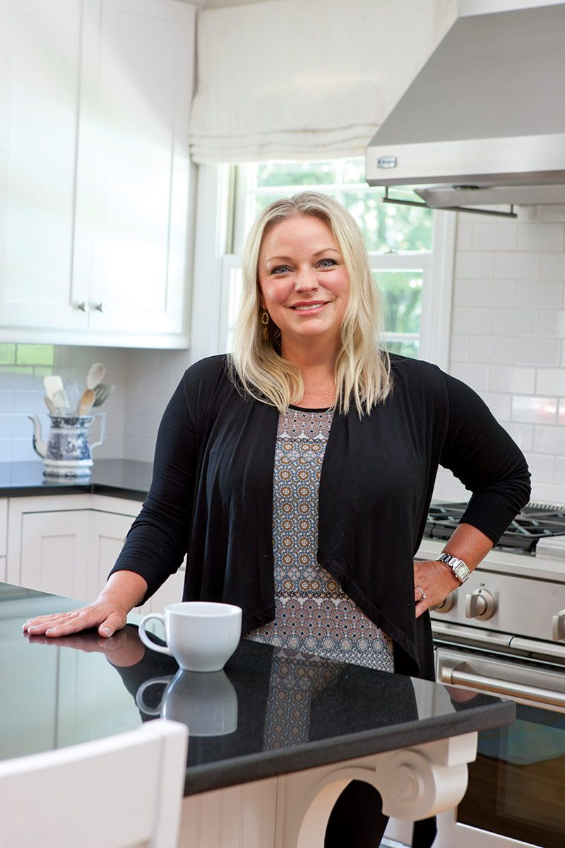 At Home With Point Of Grace: Shelley Breen