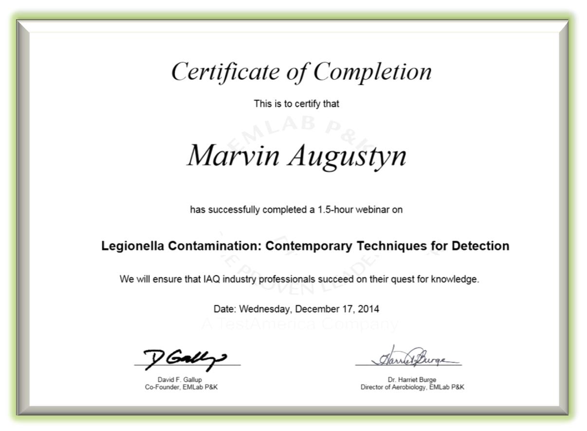 professional online certificate software maker simplecert work