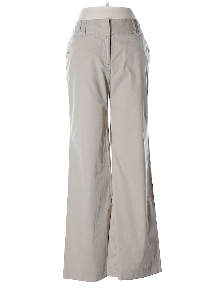 Check it out—Ann Taylor LOFT Khakis for $16.99 at thredUP!