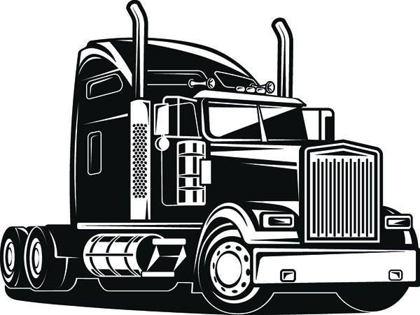 Camion Pilote 1 Camionneur Grand Rigg 18 Wheeler Semi Trucks Truck Design Semi Trucks