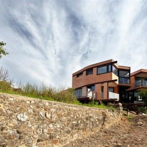 Josep Miàs   Butterfly house – single house in Besalú