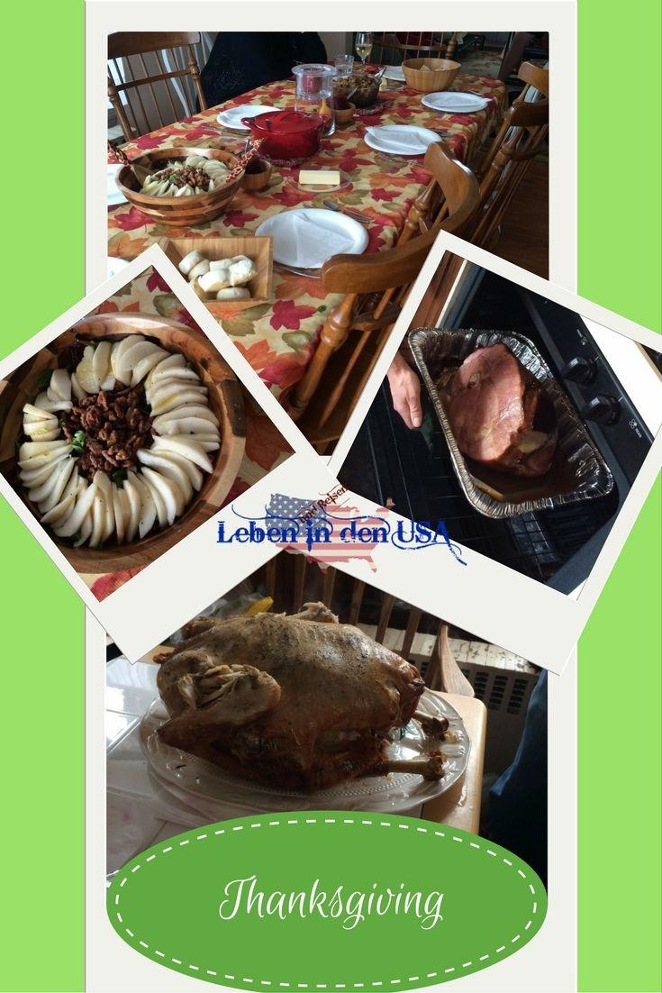 Thanksgiving in den USA Thanksgiving, Feiertag und