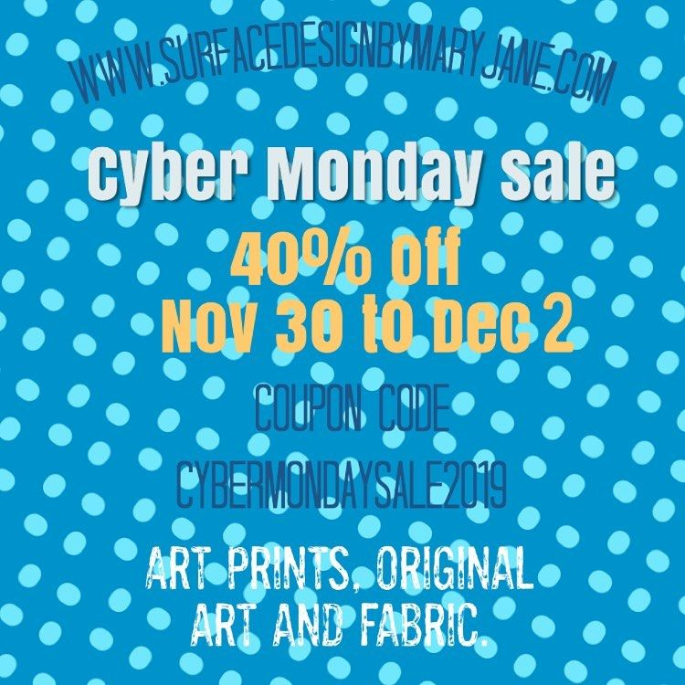 Big Sale Starts Today Link In Profile Cybermonday Cybermonday2019 Cybermondaysale Art Flowers Animals Birds In 2020 Cyber Monday 2019 Cyber Monday Sales Art
