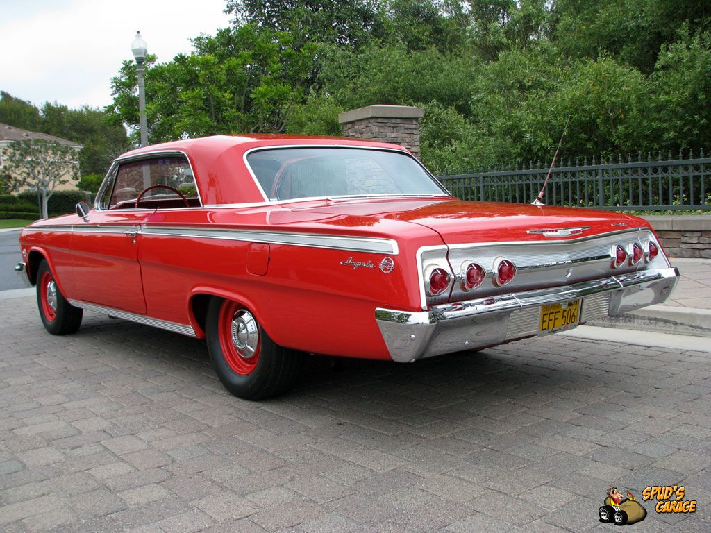 Convertible 62 chevy impala ss convertible for sale : 1962 Chevrolet Impala SS | By Land or Sea | Pinterest | Chevrolet ...