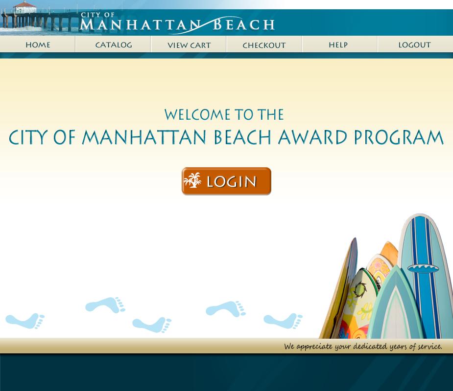 A Summer Theme Employee Recognition Program