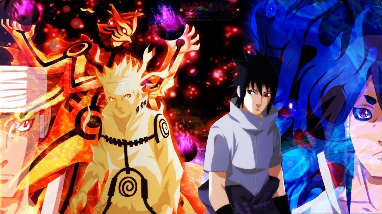 Naruto Sasuke A M V With Images Naruto Sage