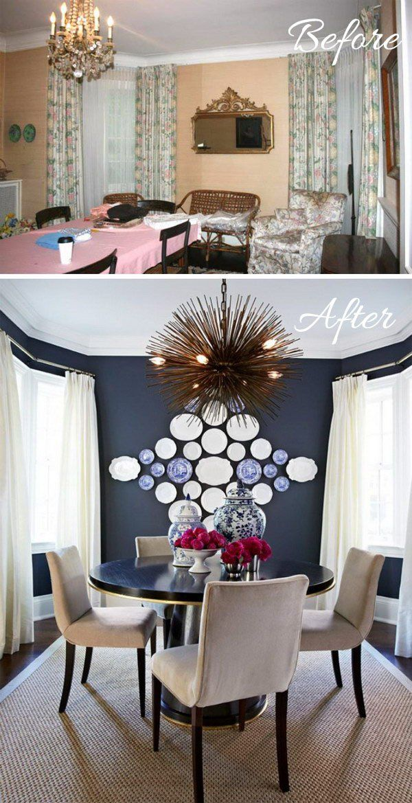Dining Room Makeover Amazing Easy And Budgetfriendly Dining Room Makeover Ideas  Room Dining Inspiration