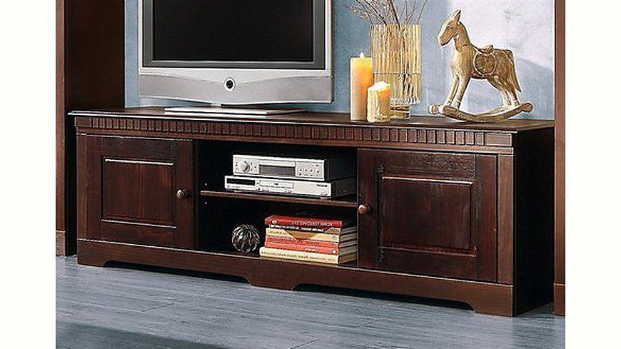 TV-Lowboard, Home affaire, Breite 175 cm, Belastbarkeit bis 50 kg - wohnzimmer tv möbel