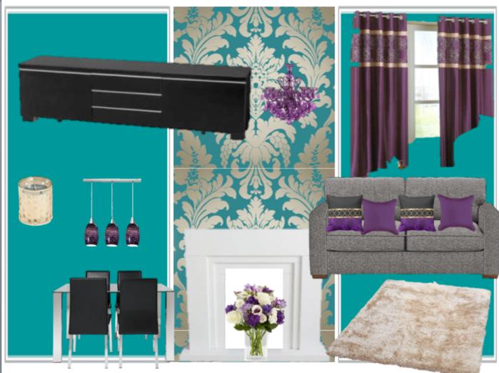 Teal Purple Gold Living Room Gold Living Room Gold Living Room #turquoise #and #gold #living #room