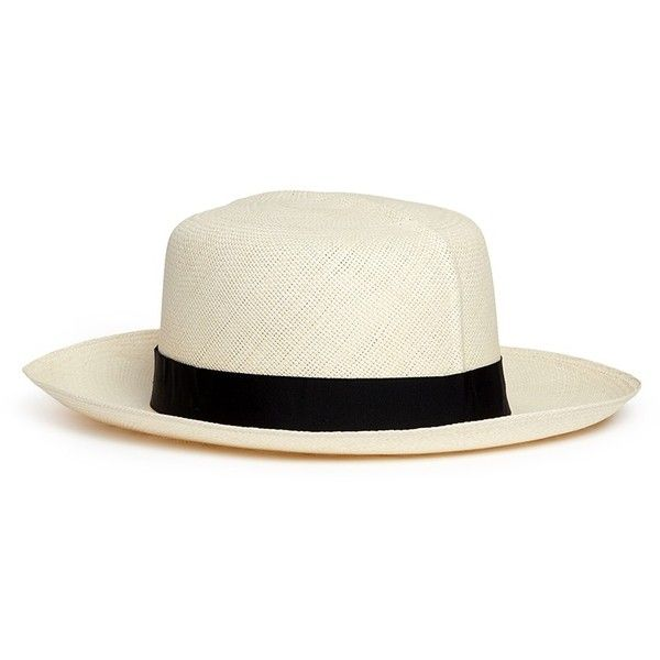 Lock Co Rollable Panama Straw Hat 335 Liked On Polyvore Featuring Men S Fashion Men S Accessories Men S Hats For Men Mens Summer Hats Mens Straw Hats