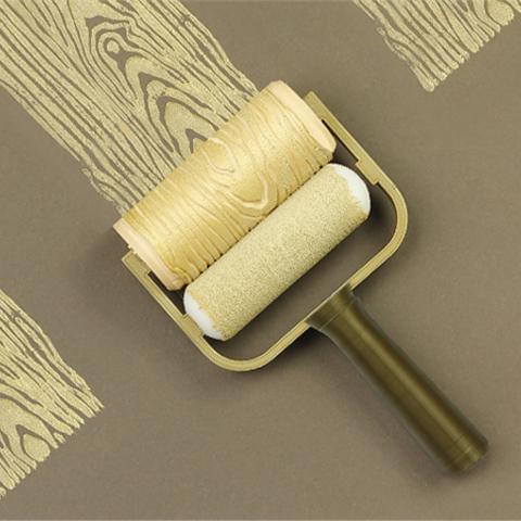 Wood Grain Paint Roller Faux Wood Paint Paint Roller Patterned Paint Rollers