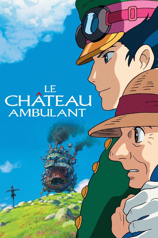 Le Château ambulant (2004) Regarder Films Gratuit en