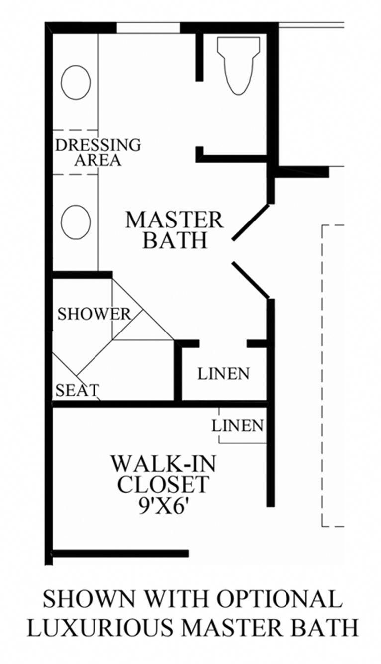 Master Bath No Tub Mastersuiteremodel Masterbedroombathadditionfloorplans Master Bathroom Design Layout Master Bathroom Layout Master Bath Layout
