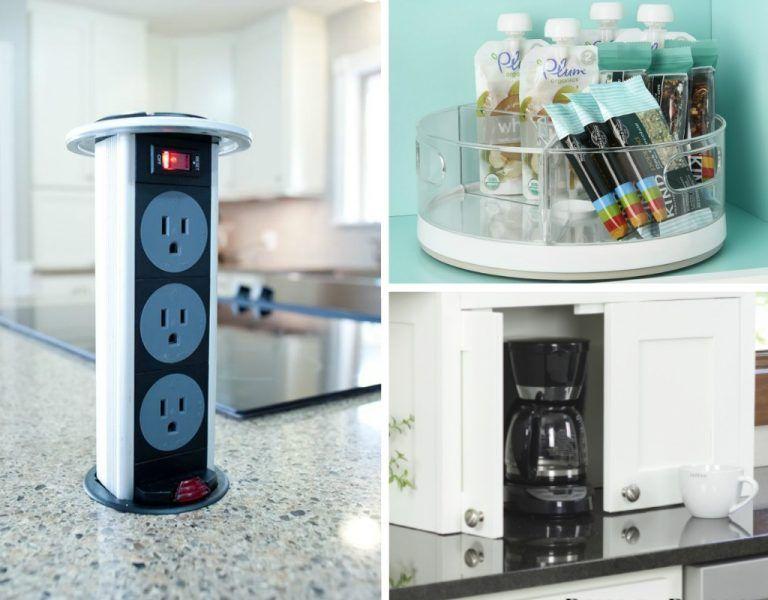12 Kitchen Countertop Organization Ideas Countertop Organization