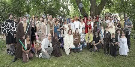 Lord of the Rings Wedding If Forced to Marry Nerdy Themed