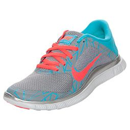 nike free 4.0 v3 print Women's Nike Free 4.0 V3 Print Running Shoes - SIZE 9 (With images ...