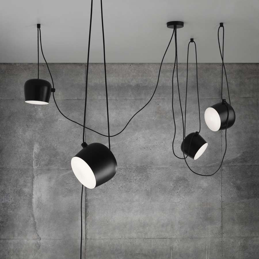 Aim Small LED Pendant Light | Tarkett | Pinterest | Led pendant ...