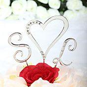 Fabulous Rhinestone Wedding Cake Topper – USD $ 9.79