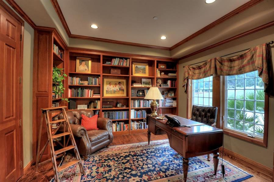 30 classic home library design ideas imposing style jaw dropping