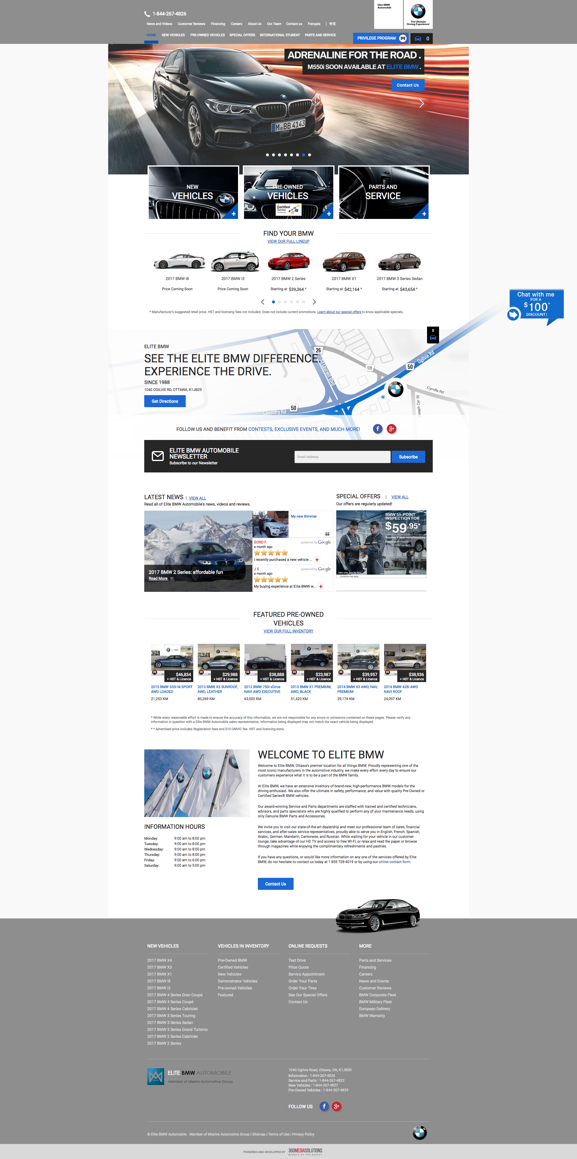Best Web Design For Car Dealers Get Inspired Today Webdesign Design Graphicdesign Car Websites Agency 360agency New Trucks Best Family Cars Bmw Dealer