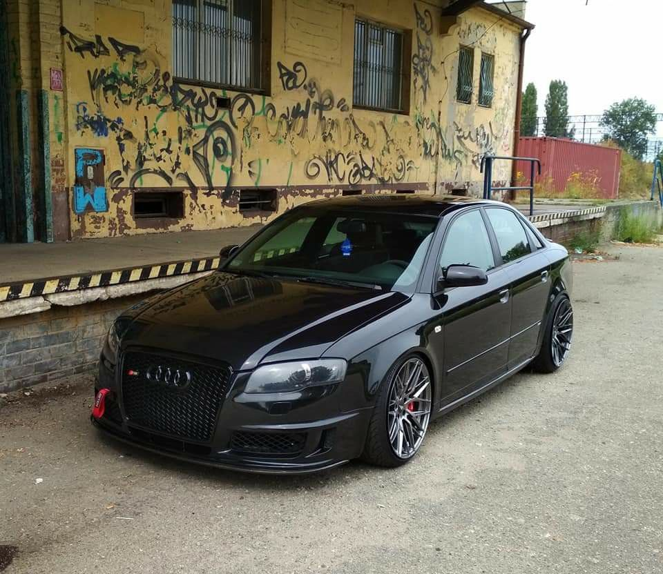 Audi A4 B7 A4 B7 Audi A4 Audi