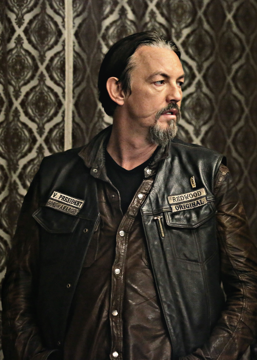 Tommy Flanagan // Sons Of Anarchy // Chibs